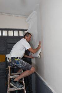 Artisan peintre l'isle-jourdain